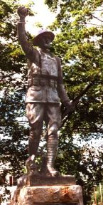 World War I  Doughboy Memorial