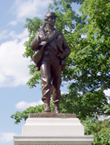 North Attleboro Civil War Monument