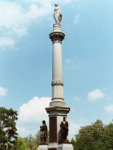 Soldiers Sailors Monument